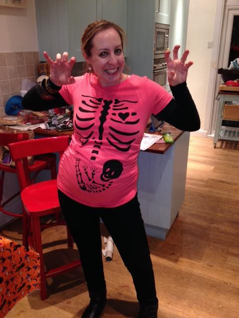 Halloweenpregnant